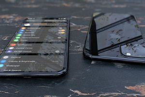 Apple đang muốn chế tạo iPhone màn hình gập với chất liệu từ gốm và kính