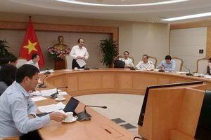 Thủ tướng yêu cầu lắng nghe, đánh giá thật kỹ Nghị định hướng dẫn Luật An ninh mạng