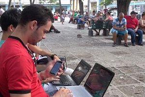 Cuba hợp pháp hóa hoạt động lắp đặt mạng Wi-Fi trong gia đình