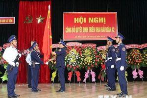 Xây lực lượng cảnh sát biển vững mạnh, bảo vệ vững chắc chủ quyền
