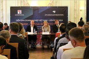 Doanh nghiệp Việt Nam mở rộng thị trường tại LB Nga