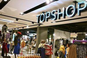 Sai lầm khiến đế chế thời trang Topshop phải đóng cửa tại Mỹ