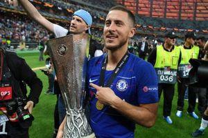 Hazard bùi ngùi xác nhận chia tay Chelsea