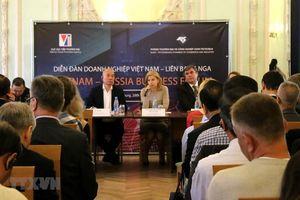 Doanh nghiệp Việt Nam mở rộng thị trường tại Liên bang Nga