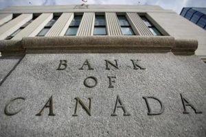 Ngân hàng trung ương Canada giữ nguyên lãi suất chủ chốt