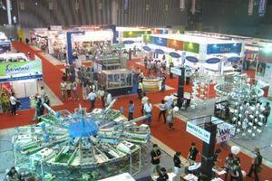 Hội chợ công nghiệp, thương mại quốc tế chính thức khai mạc