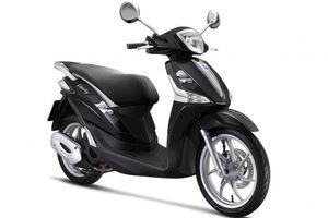 Piaggio Việt Nam ra mắt Liberty mới, giá chỉ 48,9 triệu đồng
