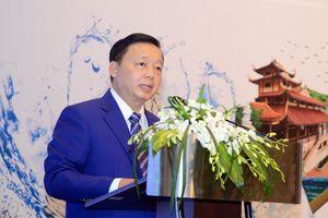 Bộ trưởng Trần Hồng Hà: WB đã chỉ ra những thực trạng đáng báo động của tài nguyên nước Việt Nam
