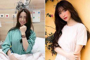 Cuộc sống của Hòa Minzy trong nửa năm chữa bệnh mất giọng