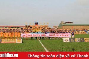 Giải vô địch bóng đá quốc gia V.League và những thông điệp truyền thông vì cộng đồng