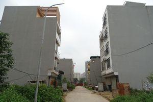 Khu dân cư không điện, không nước sạch giữa lòng Thủ đô