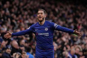 Hazard rời Chelsea sau chiến thắng cúp Europa League