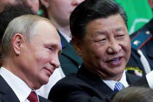 Lãnh đạo Trung Quốc thăm Nga khi chiến tranh thương mại với Washington chưa hạ nhiệt