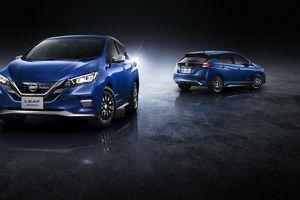 Nissan Leaf nhận được thiết kế của Autech Nhật Bản