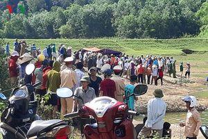 Xác định danh tính 5 học sinh tử vong do đuối nước ở Nghệ An
