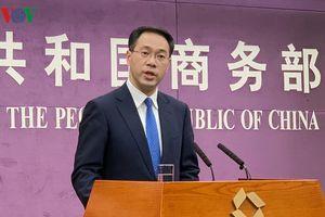 Trung Quốc: Tiến triển đàm phán Trung-Mỹ phụ thuộc vào phía Mỹ