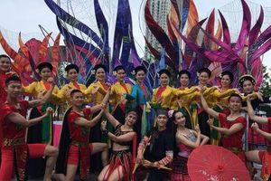 Giao lưu nghệ thuật các nước châu Á tại thủ đô BangKok, Thái Lan