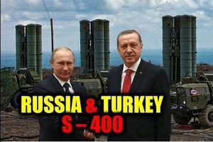 Kịch bản 'lạnh gáy' đối với Nga khi Thổ Nhĩ Kỳ có cả S-400 lẫn F-35