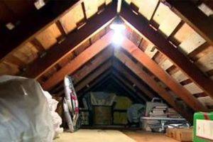 Hoảng hồn phát hiện bạn trai trốn trên gác mái gần tháng trời