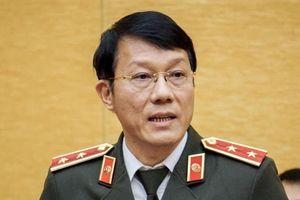 Trung tướng Lương Tam Quang: Đã truy nã quốc tế Bùi Quang Huy
