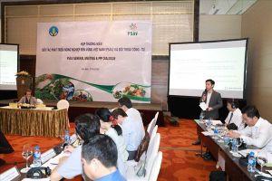 Nhận bằng khen vì thành tích xuất sắc phát triển nông nghiệp bền vững