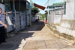 Một phụ nữ bị nước cuốn trôi tử vong trên đường phố