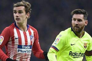 Hận thấu xương, Messi cấm cản Griezmann đến Barcelona