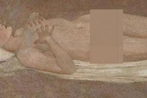 Vì sao tranh khỏa thân của họa sĩ Lê Phổ lại bán được hơn 44 tỷ đồng?