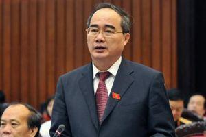 Bí thư Nguyễn Thiện Nhân đề xuất quy hoạch một bộ phận sinh con thứ 3
