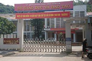 Bộ GD&ĐT thông tin đối tượng mạo danh thanh tra tống tiền các trường học ở Sơn La