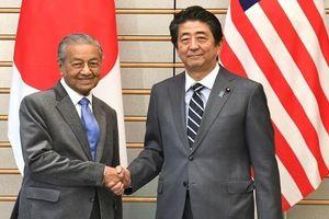 Đề cao Chính sách hướng Đông, Nhật Bản và Malaysia thắt chặt quan hệ