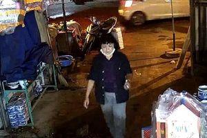 Truy tìm đối tượng trộm cắp tài sản tại chợ Rồng