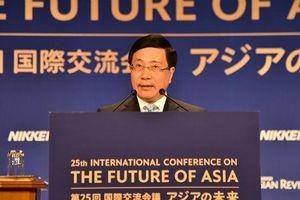 Đến lúc Châu Á có tiếng nói, vai trò lớn trong giải quyết các vấn đề toàn cầu