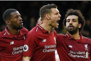 Liverpool trọng thưởng cho 2 ngôi sao trước chung kết Champions League