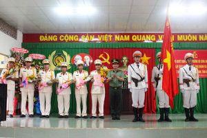 Công bố quyết định thành lập Công an TP Long Khánh, Đồng Nai
