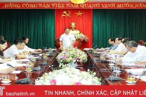 Chỉ đạo, phối hợp nhuần nhuyễn trong triển khai công tác nội chính