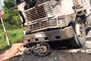 Xe đầu kéo gây tai nạn liên hoàn khiến 1 người tử vong