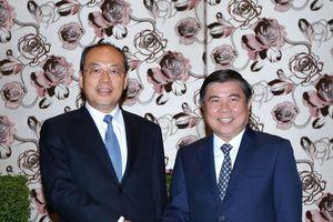 Tăng cường hợp tác giữa TP Hồ Chí Minh và tỉnh Vân Nam, Trung Quốc