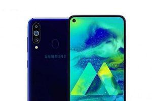 Samsung Galaxy M40 lộ hình ảnh, màn hình Infinity-O, giá 6,7 triệu đồng