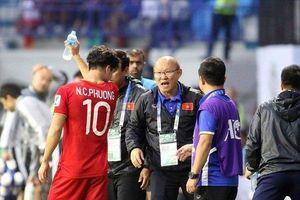 Đặt niềm tin vào các học trò, HLV Park Hang-seo sẽ chơi nước cờ 'độc'?