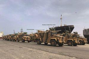 Quân đội Quốc gia Libya cung cấp video bằng chứng Thổ Nhĩ Kỳ can thiệp vào chiến trường quốc gia này