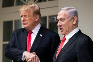 Ông Trump tặng 'quà đặc biệt' để xoa dịu thất bại của đồng minh Israel