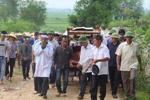 Nỗi đau xé lòng nơi vùng quê có 5 học sinh đuối nước tử vong