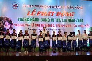 Đà Nẵng: Hơn 400 suất quà cho trẻ em nhân Tháng hành động vì trẻ em