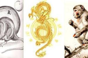 4 cụm con giáp tam hợp lấy nhau sẽ hạnh phúc suốt đời, thu hết tiền trong thiên hạ