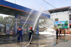 Tổ tự quản an ninh trật tự tại các cửa hàng xăng dầu Khánh Hòa: Hiệu quả thiết thực