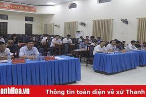 Huyện Đông Sơn sẽ sáp nhập 2 đơn vị hành chính cấp xã