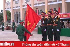 Trung đoàn bộ binh 270 hoàn thành huấn luyện cho chiến sỹ mới