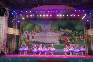 Nhiều hoạt động hấp dẫn tại Ngày hội Thế giới tuổi thơ lần thứ 22