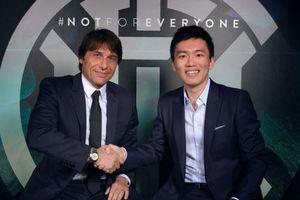 Inter Milan bổ nhiệm Antonio Conte làm HLV trưởng